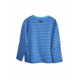 T-shirt blue NOTE BLUE