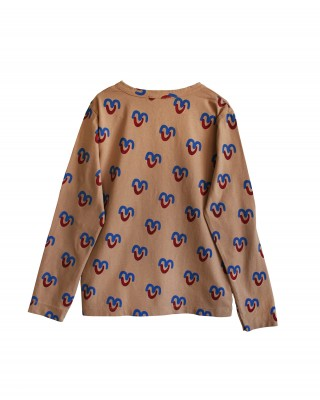 T-shirt rose ACHI