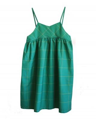 Plaid jurk MATT
