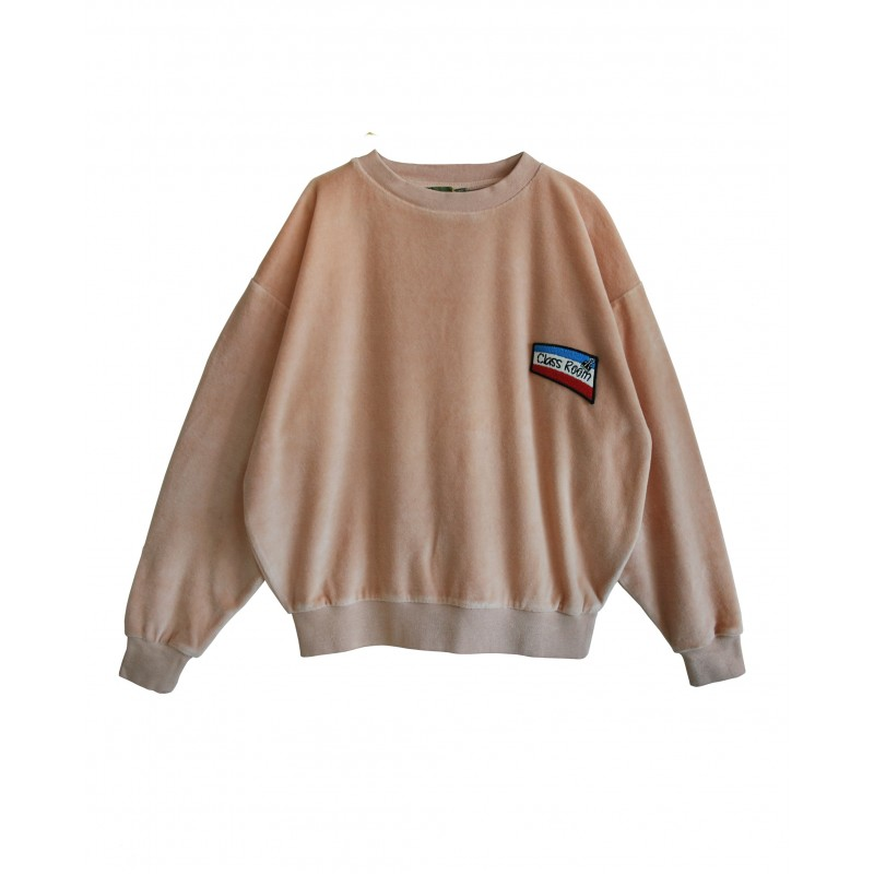 Sweatshirt velvet MAP