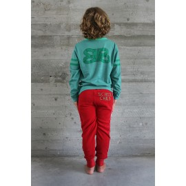 T-shirt green SETA