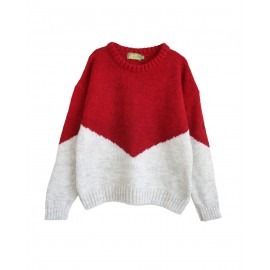 Sweater PINS RED
