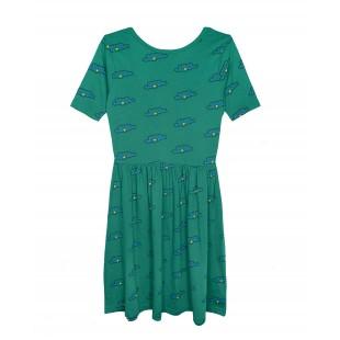 Grünes Kleid MOO