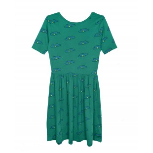 Groene jurk MOO