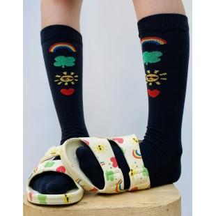 Hoge sokken LANO