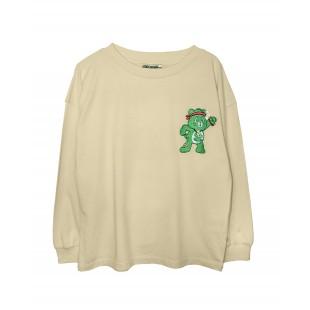 long-sleeved t-shirt LOUCKY