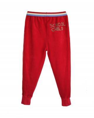 Red jogging JUL